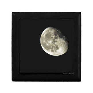 To the Moon Small Square Gift Box