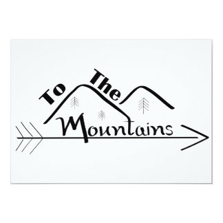 To the Mountains Cards