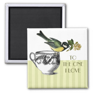 To the One I Love Valentine s Day Gift Magnet