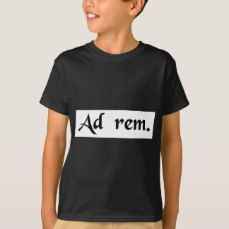 To the point T-Shirt