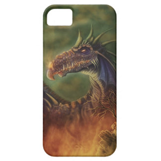 to the rescue! fantasy dragon barely there iPhone 5 case