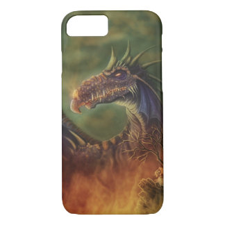 to the rescue! fantasy dragon iPhone 8/7 case