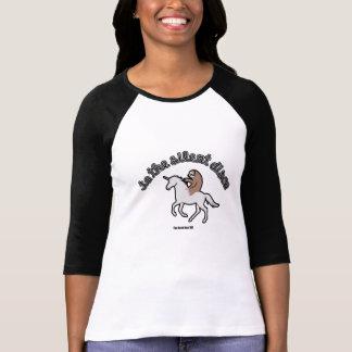 To The Silent Disco Girls Baseball T-Shirt