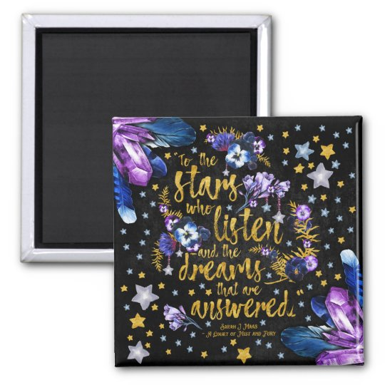 To The Stars magnet
