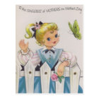 To the Sweetest of Mothers Postcard