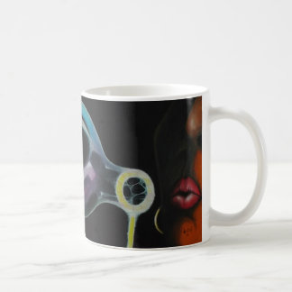 To True Minimal Surface Basic White Mug