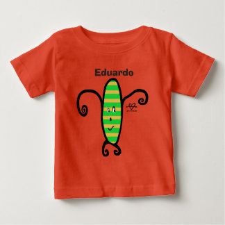 To twist for Brazil, makes well! Baby T-Shirt