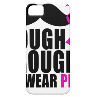 To wear Pink for cancer awareness Case For The iPhone 5