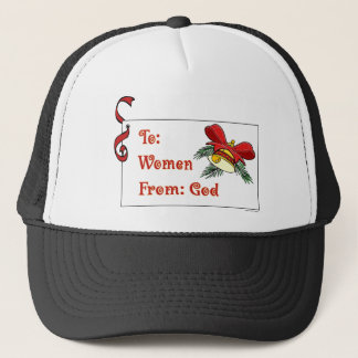 To Women Hat