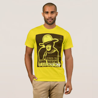 To yellow Western pays to T-Shirt
