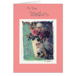 To You, Mother Note Card