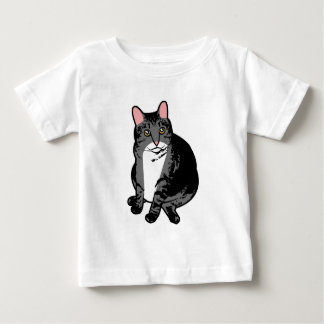 Toad Cat Baby T-Shirt