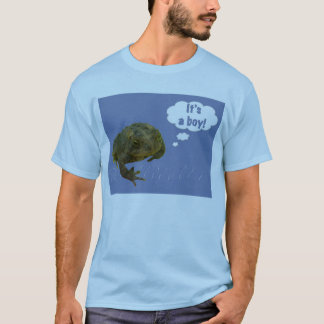 Toad It's a boy! T-Shirt New Baby