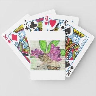 Toad-o-dendron Poker Deck
