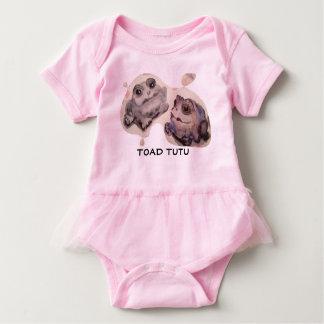 Toad Tutu Baby Bodysuit