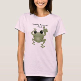 Toadally Awesome Aunt! T-Shirt