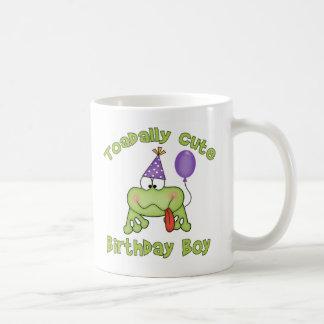 Toadally Cute Birthday Boy Mug