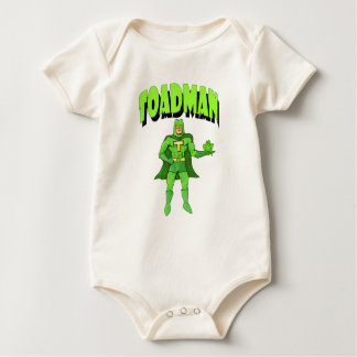 Toadman Baby Bodysuit