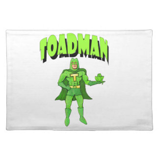 Toadman Placemat