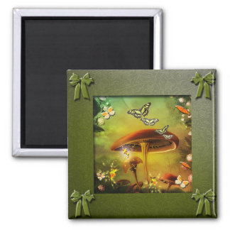 Toadstool Collection Magnet