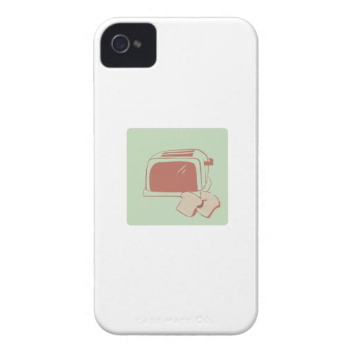 Toast And Toaster iPhone 4 Case