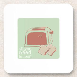 Toast And Toaster Coasters