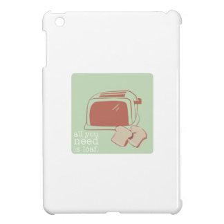 Toast And Toaster iPad Mini Cases