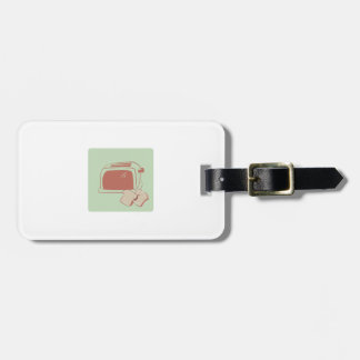 Toast And Toaster Bag Tags