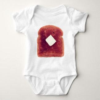 Toast! Baby Bodysuit