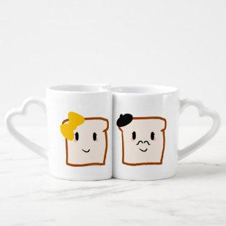Toast Couples Mugs