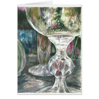 Toast  for  Special Occasion Card