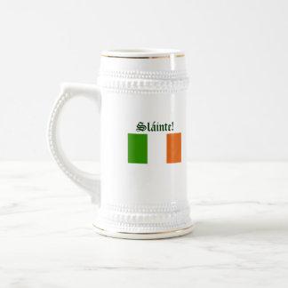 Toast to Irish Friends-Beer Stein