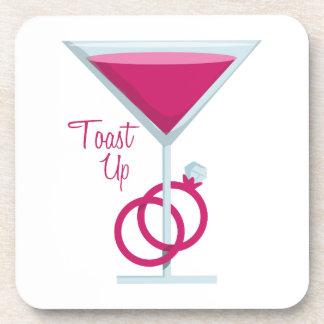 Toast Up Drink Coaster
