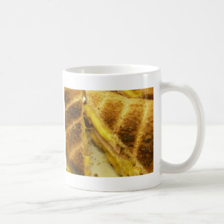 Toasted ham & cheese coffee mug