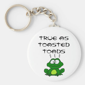 Toasted Toads Keychain