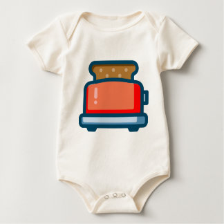 Toaster Baby Bodysuit