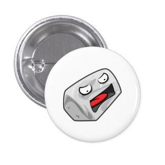Toaster Pinback Button
