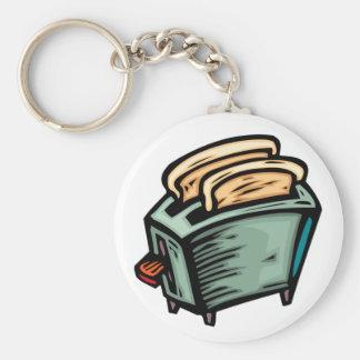 Toaster Keychain