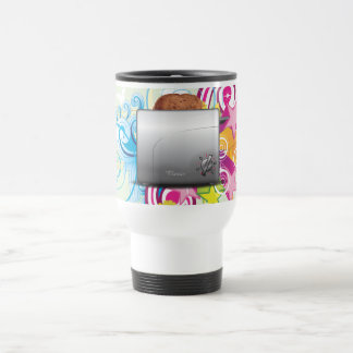 Toaster Stainless Steel Travel Mug