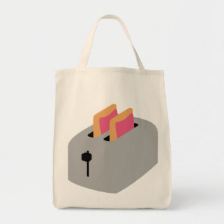Toaster Pastries Canvas Bag