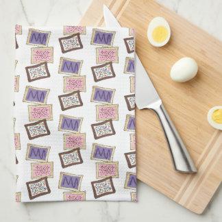 Toaster Pastries Breakfast Pastry Junk Food Foodie Tea Towel