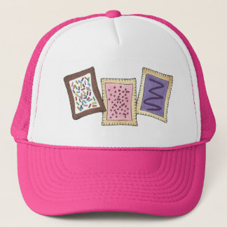 Toaster Pastries Breakfast Pastry Junk Food Foodie Trucker Hat
