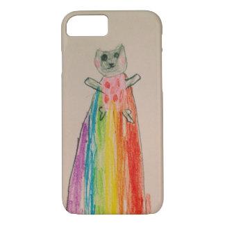 Toaster Pastry Super Cat iPhone 7 Case