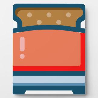 Toaster Plaque