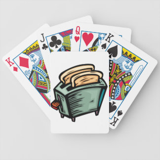 Toaster Playing Cards