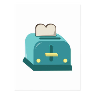 Toaster Postcard