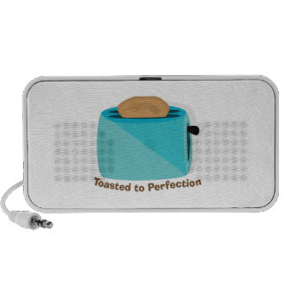 Toaster_Toasted To Perfection iPhone Speaker