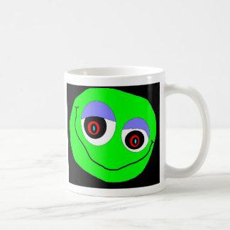 Tob & Nigel mug original artwork