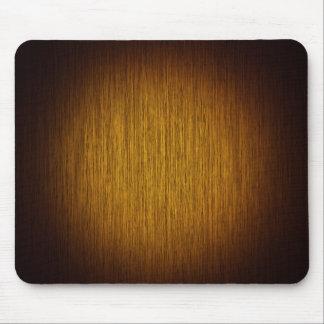 Tobacco Sunburst Grainy Wood Background Mousepads