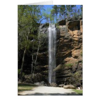 Toccoa Falls (Summer) Note Card